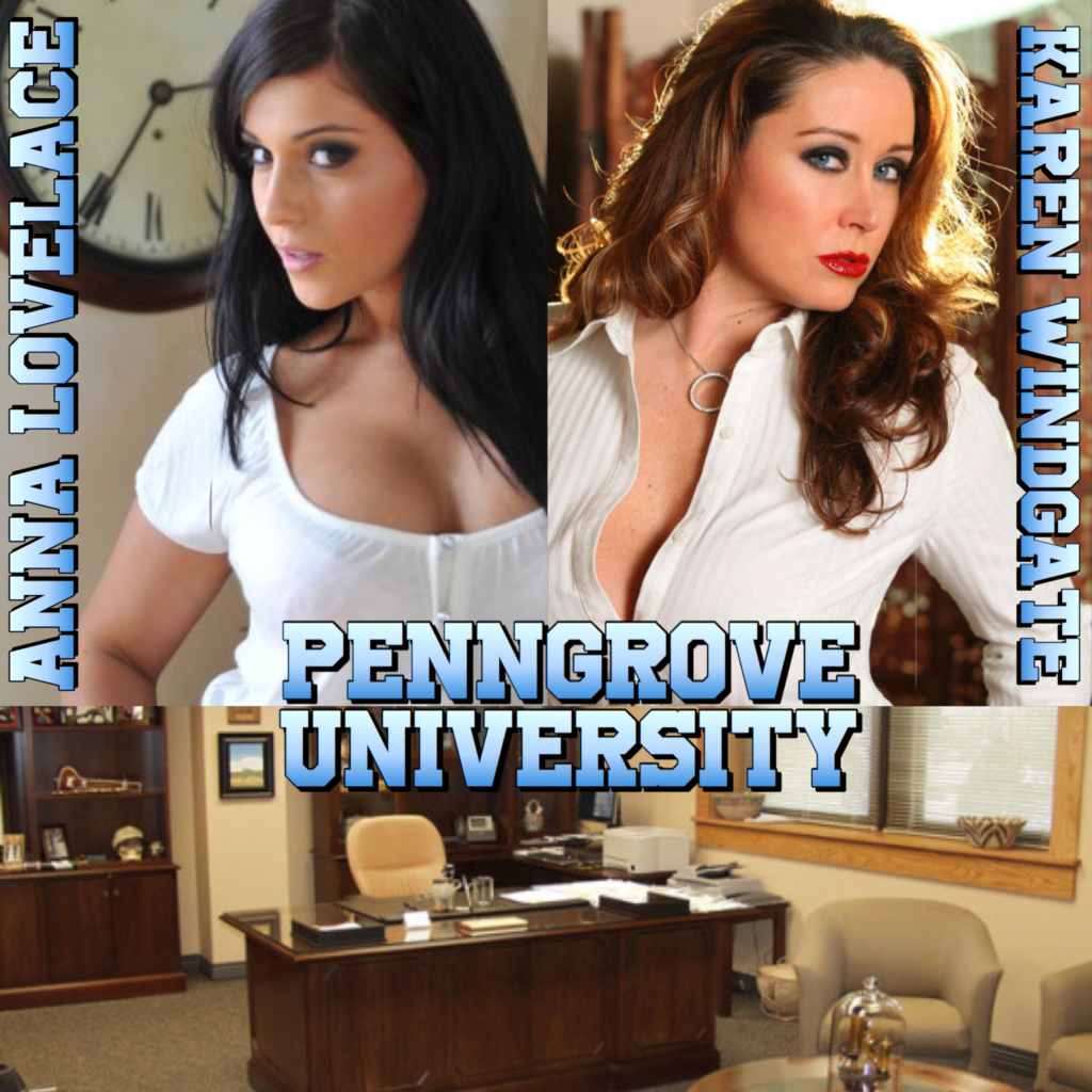 Serial Story: Penngrove University: Chapter 1 – Anna Meets the Dean